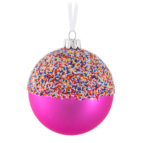 Sprinkles Ornament