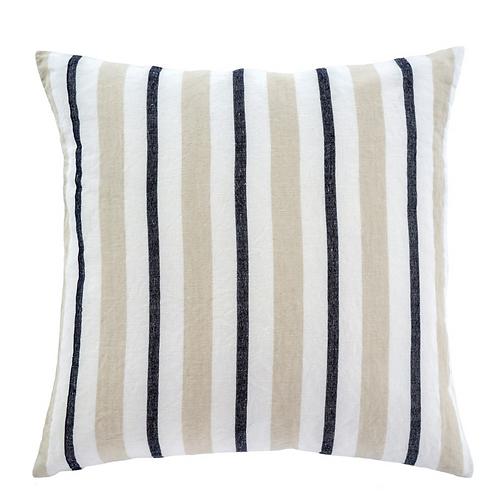 Oversized Cabana Stripe Pillow