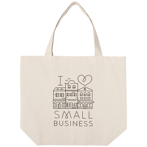 Small Business Canvas Tote