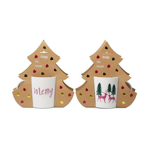 Merry & Deer Giftable Mug