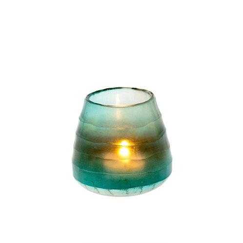 Coraline Votive Turquoise S