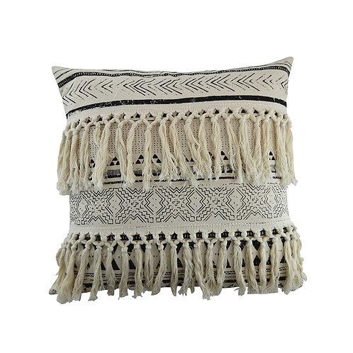 Boho Woven Cushion
