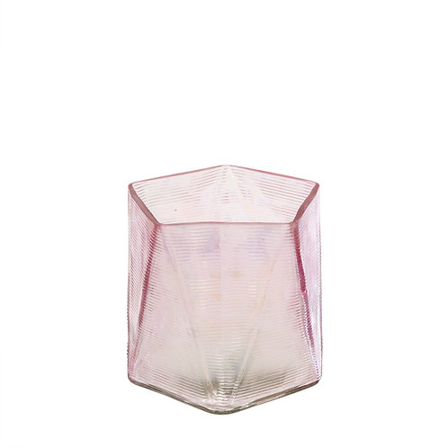 Prism Votive - Pink