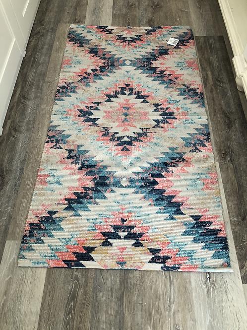 Boho Entry Carpet