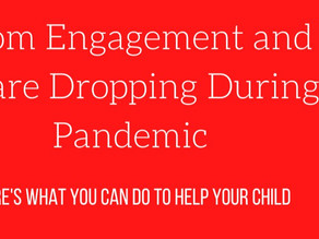 The Pandemic's Effects on Classroom Engagement and Test Scores