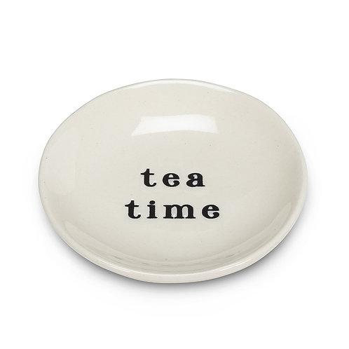Tea Time Mini Plate- Tea Time