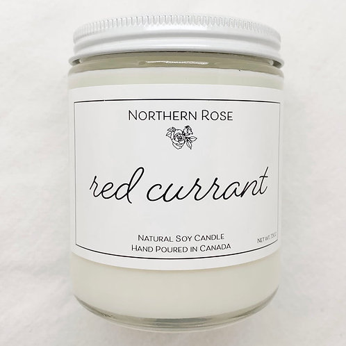 Northern Rose Co - 'Red Currant' Candle