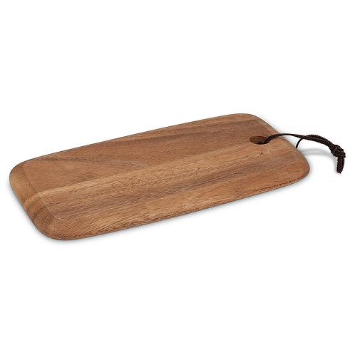 Small Cheese Board with Strap