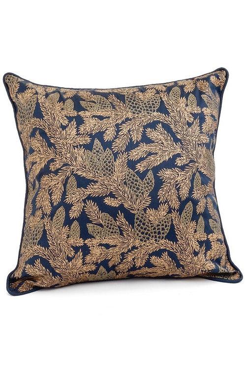 Gilded Pine Cushion