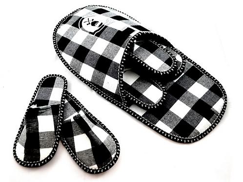 Cozy Slippers set of 5