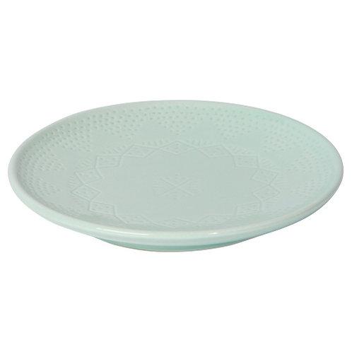 Mint Adorn Plate