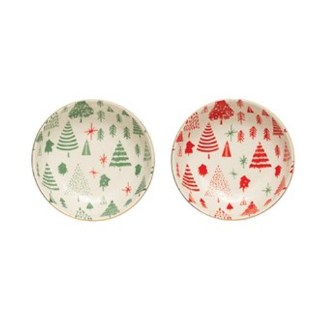Festive treat bowls
