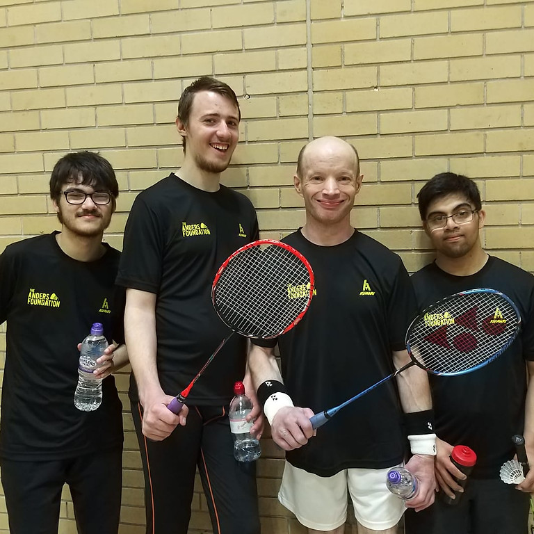 Disability Badminton Sessions