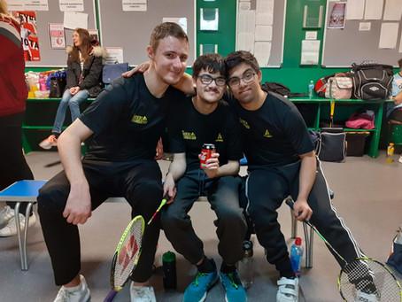 Badminton England Funding