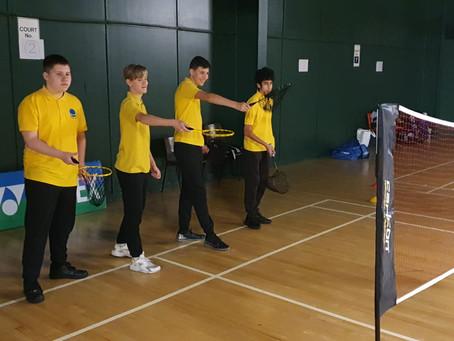 Badminton Festival!