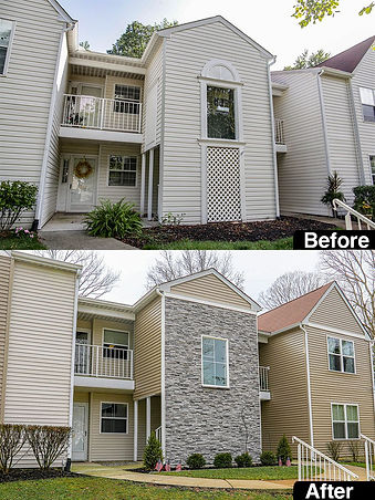 Sagemore-Before and After