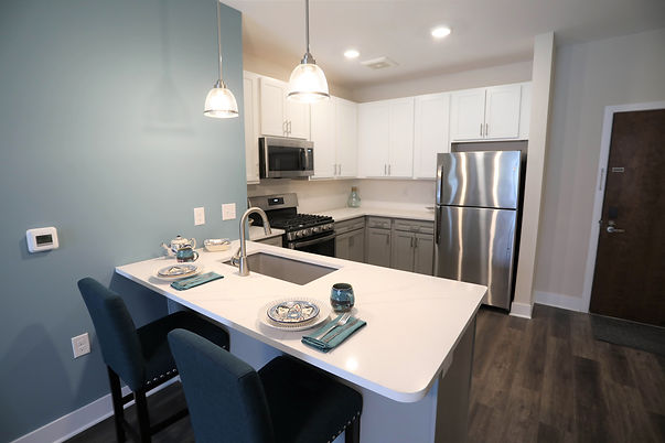 The Neil Sample Suite Kitchen
