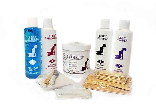 L'EILY  Cold Wax Kits