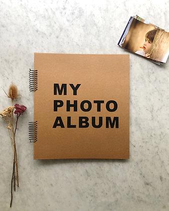 Album Espiralado Kraft