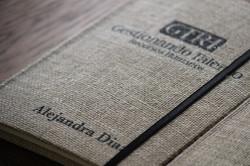 GTRH. Cuadernos cosidos