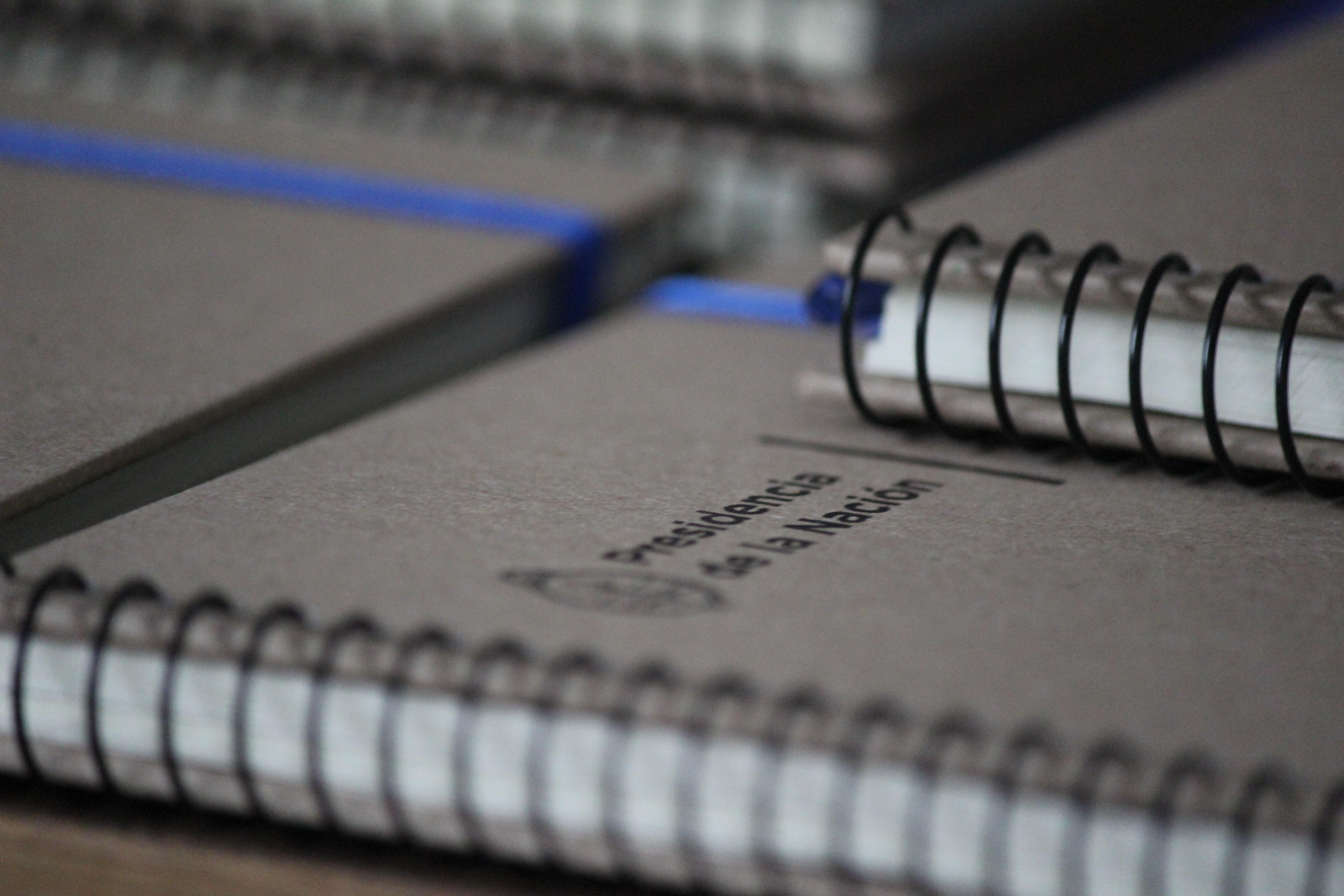 Gobierno de la Nación. Cuadernos