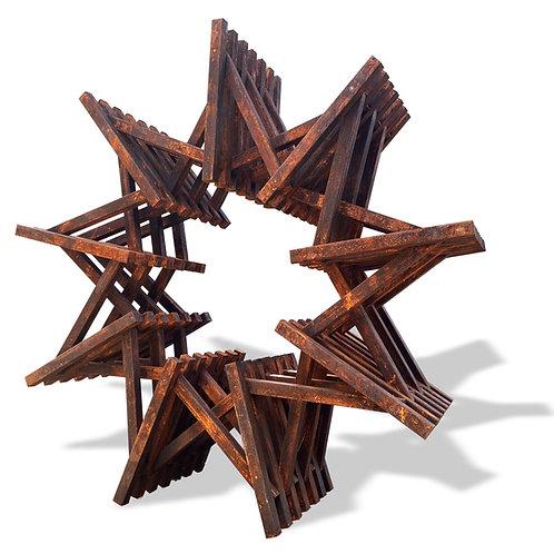 Escultura Estrella I   Star Sculpture I
