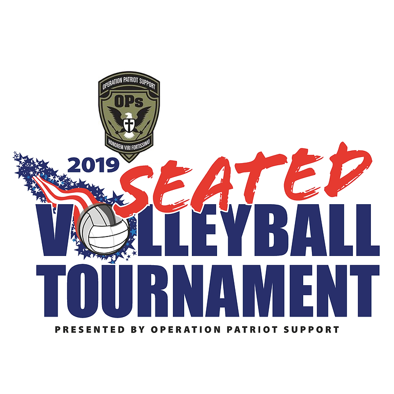 Seated Volleyball Tournament - Operation Patriot Support