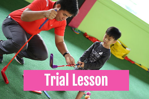 Trial Lesson with Edmund Tan