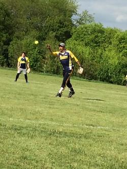 Papi pitching 2