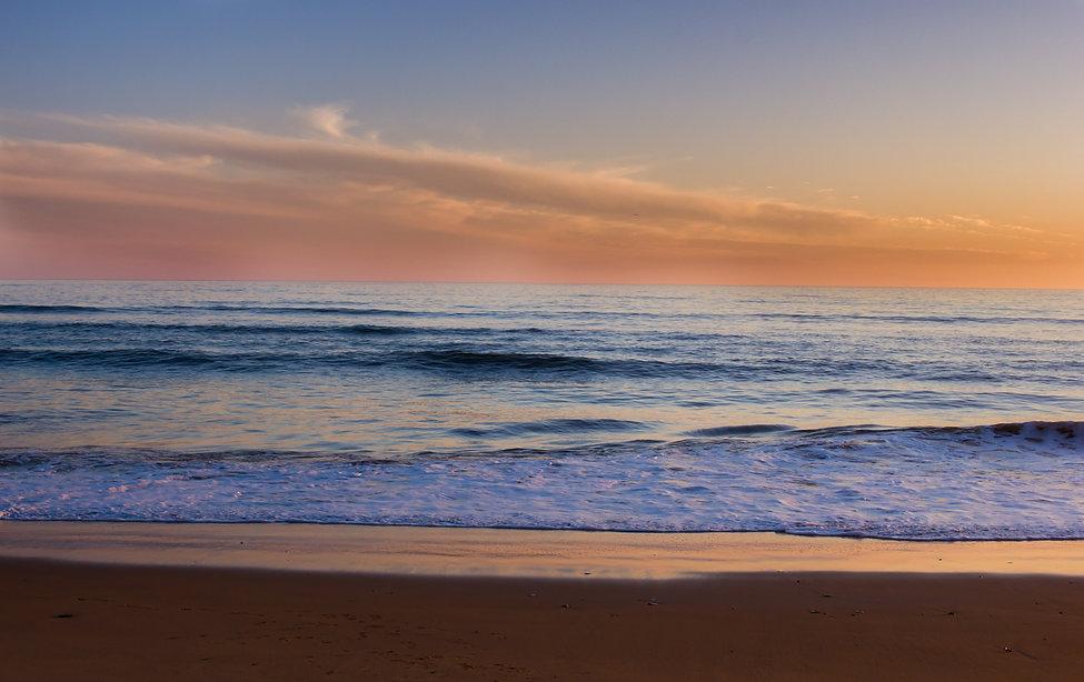 Playa de rompeculos, Huelva, Spain