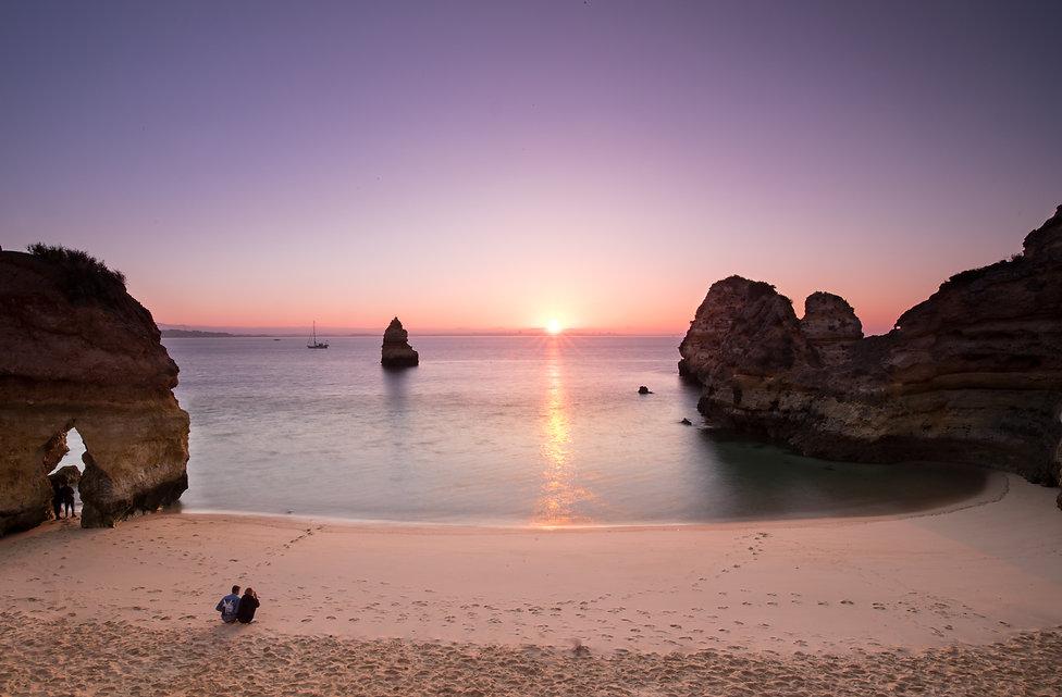 Praia do Camillo, Lagos, Algarve, Portugal