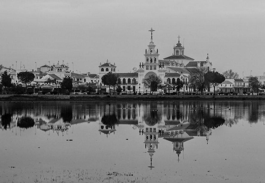 Ermita del Rocío, Almonte, Huelva