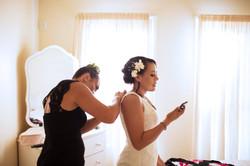 Bride Weddings Hair