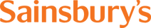 Sainsbury's supermarket orange logo