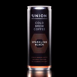 UNION SPARKLING BLACK