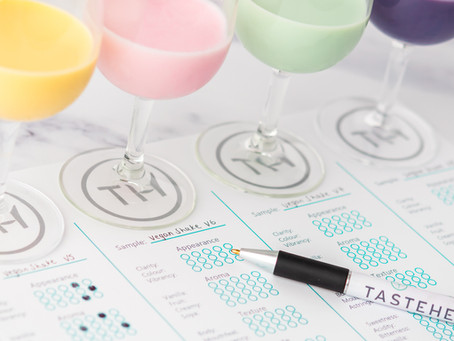 HOW TO APPROACH A TASTING SESSION