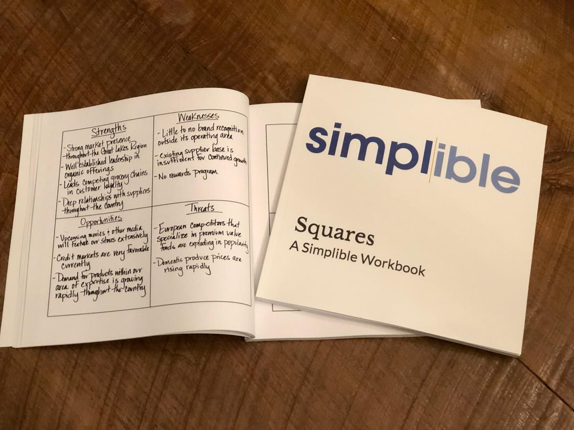 Squares Workbook