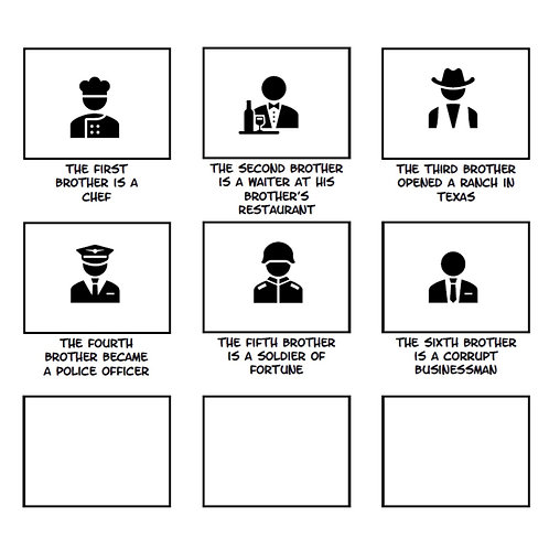 Storyboards Multi-Pack
