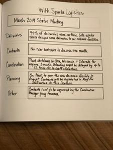 Key Points Workbook