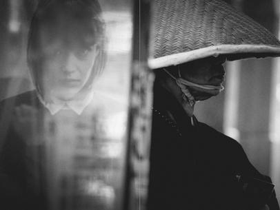 Tokyo Ghosts à la Maison Européenne de la Photographie.