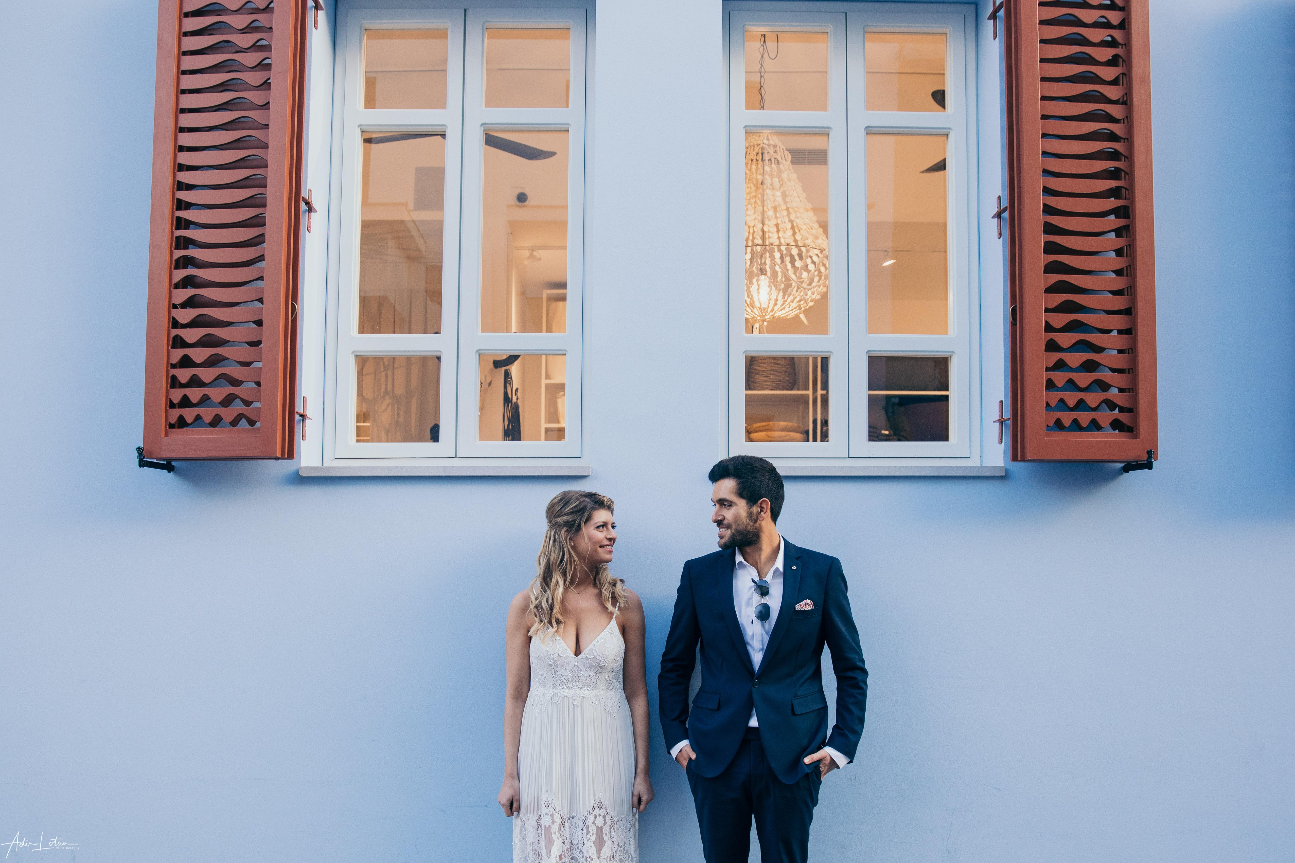 Nitzan & Ron - Wedding