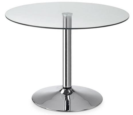 mesa de cristal Lany