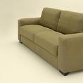 Sofá cama dos plazas diseño actual