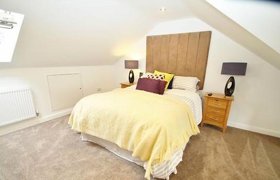 Moorwood Joinery bedroom