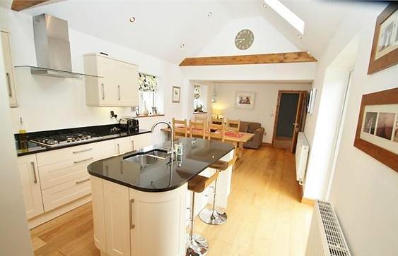 Moorwood Joinery kitchen