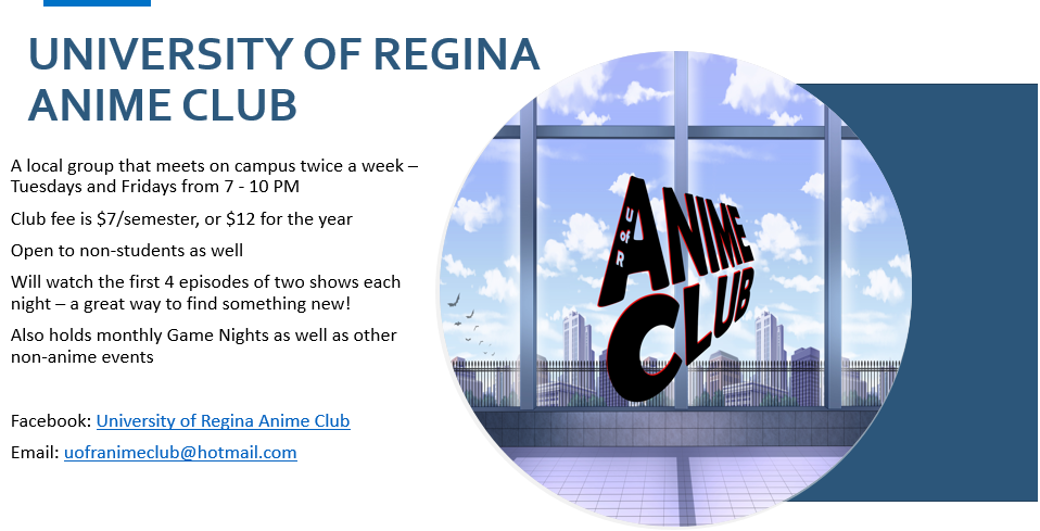 U of R Anime