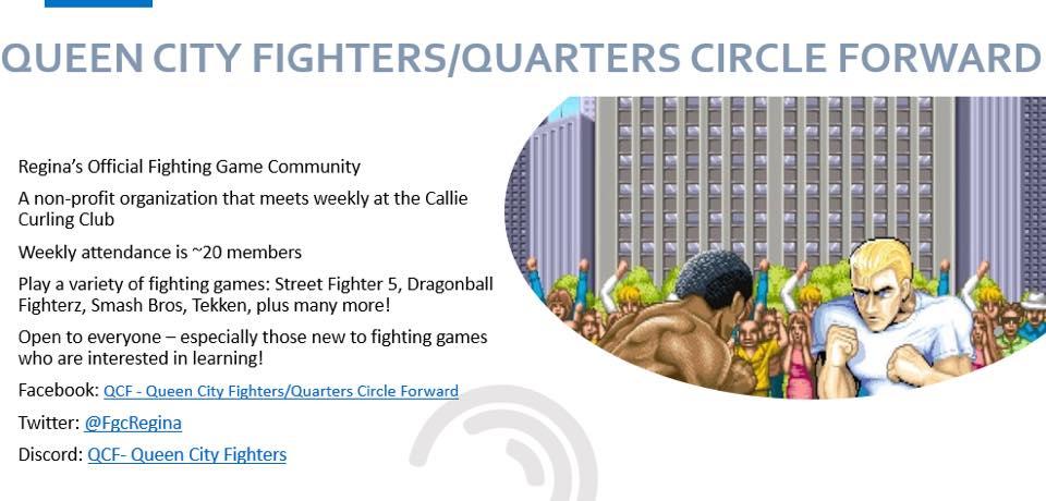 Queen City Fighters