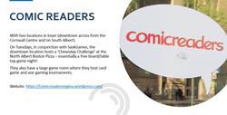 Comic Readers