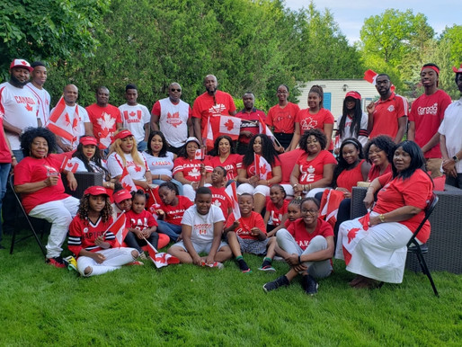 CANADA: IGBERE EBIRI Community in Canada! celebrating our Cultural heritage, and oneness.