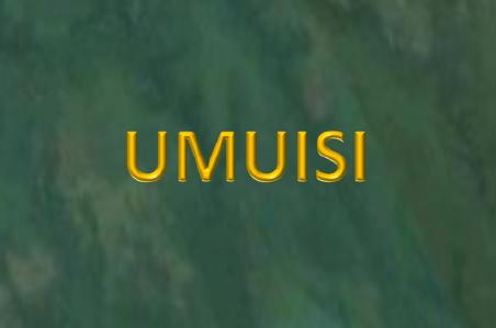 Umuisi Igbere.
